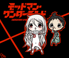 Shiro + Ganta: protected. by DeyaNeeChan