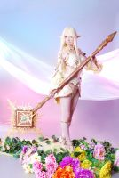 Lineage II Major Arcana Robe by CarambolaG