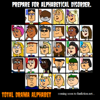Total Drama Alphabet Promo by bad-asp