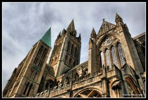 Cathedral - Truro by Kernow-Photography