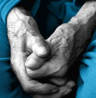 Old Hands by BonnieMeilicke86