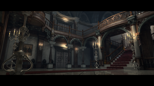 Resident evil Mansion HD remake by Bowu
