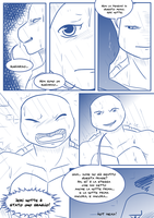 TMNT Burning Passion: Chapter 1 - Page 10 by KameBoxer