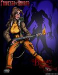 Princess Of Horror 2014 Beauty and the Thing by LordSantiago