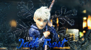 WALLPAPER.~ I'AM Jack Frost by Solita-San