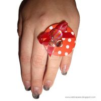 Dots and bows by jewelryandstuff