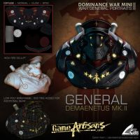 DW4 Mini - General Demaenetus by darthrith