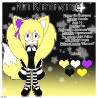 .:Rin Reference:. by SakuraGravity