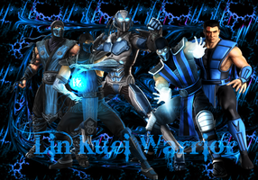 Sub-Zero - Lin Kuei Warrior by IamSubZero