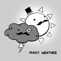 Fancy Weather by arseniic