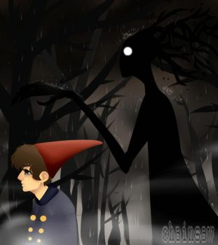 Wirt And The Beast by saltyshark
