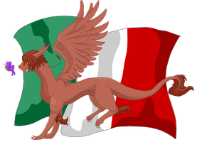 Italy Dragon 2 by Icy-Marth
