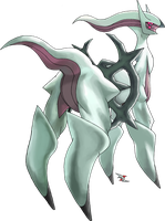 Arceus Dark Type by Xous54