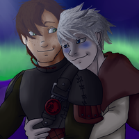 RoTG/HTTYD: Lets Go For a Ride by JodieDoe