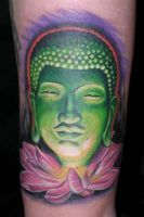 buddha by natebeavers