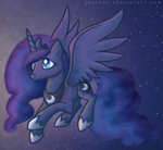 Mare of the Moon by Zenfyre