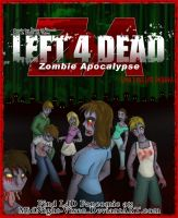 L4D: ZA Comic Cover by MidNight-Vixen
