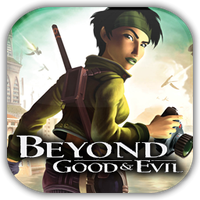 Beyond Good and Evil Game Icon by Wolfangraul