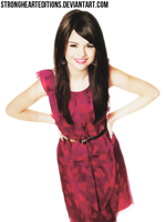 +Selena Gomez PNG #003. by StrongHeartEditions