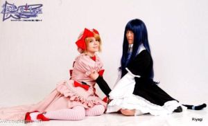 Tea Party I - Umineko by sweetakina