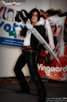cosplay squall manolo by manolo-kun