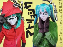 Matryoshka live action preview by LauzLanille