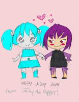 Vday 2014 by jacky-the-ripper