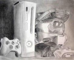 Gaming Still Life by Revelation-Six