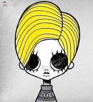Twiggy by brunancio
