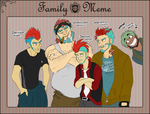 PA: Jarrod Family Meme by AeroSocks