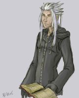 Saix and a book by aecr