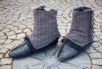 Steampunk Spats 'Noble and Dainty' by Costumy
