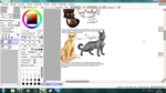 Warrior Cats Meme - WIP by LizaPicture