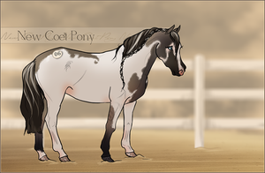 HIP #6 - New Coet Pony Adoptable by Yumpy