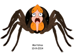 Candace's phobia by Mortdres
