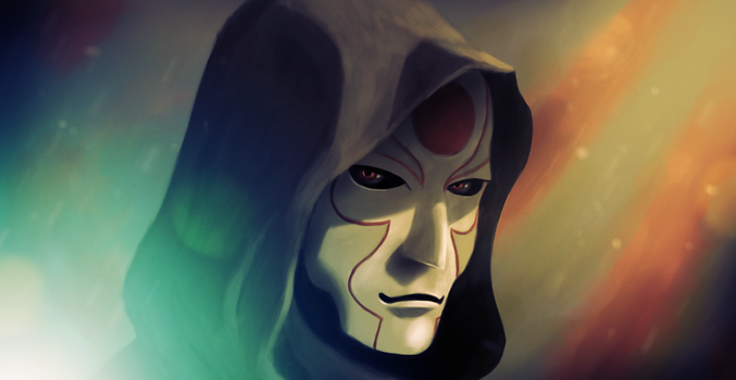 Legend of Korra: Amon by Br0ny