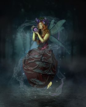 Fairy by CarrieGrr