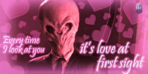 Doctor Who Valentine 10 by RWBloodyHell