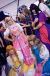 Lady Lovely Locks and co by ZazCosplay