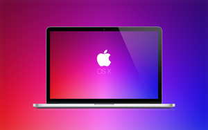 Retina Wallpaper - OS X by tomhalbert