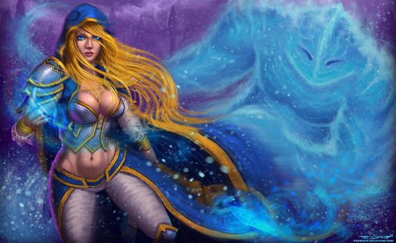 Jaina By Itzaspace by itzaspace