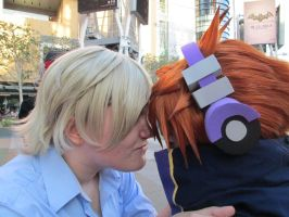 TWEWY: Just one kiss? by InuKid