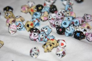 Skull Stars Scattered by blackheartqueen