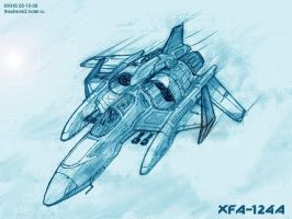 XFA-124A by TheXHS
