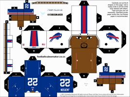 Fred Jackson Bills Cubee by etchings13