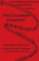 The Chamber Concert Poster by Butterflier00