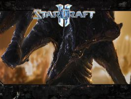 StarCraft II Zerg by reaper933