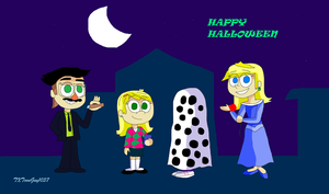 The Loud House - Halloween 2 by TXToonGuy1037