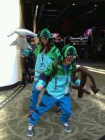 PAX PRIME Tidehunters by douzocosplay