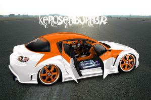 another rx8 by kendos
